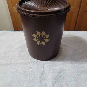 Brown Canister